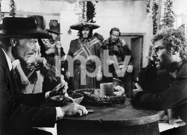 """""""For a Few Dollars More""""Lee Van Cleef, Gian Maria Volonte1965 United Artists - Image 6422_0007"""