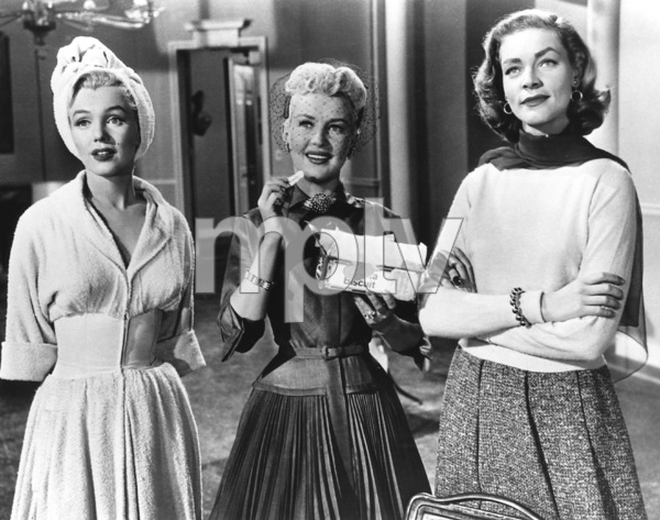"""""""How To Marry A Millionaire""""Marilyn Monroe, Betty Grable, Lauren Bacall1953 / 20th Century Fox**R.C. - Image 6497_0013"""