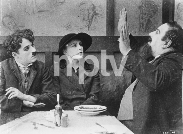 """The ImmigrantCharlie Chaplin, Edna Purviance1917 Image Entertainment - Image 6591_0001"