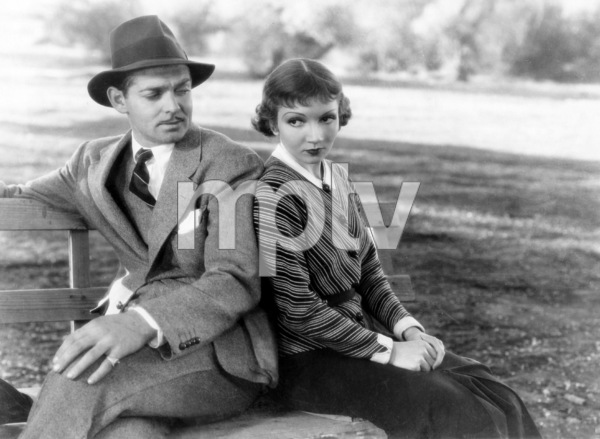 """It Happened One Night""Clark Gable & Claudette Colbert1934 Columbia **I.V. - Image 6663_0012"