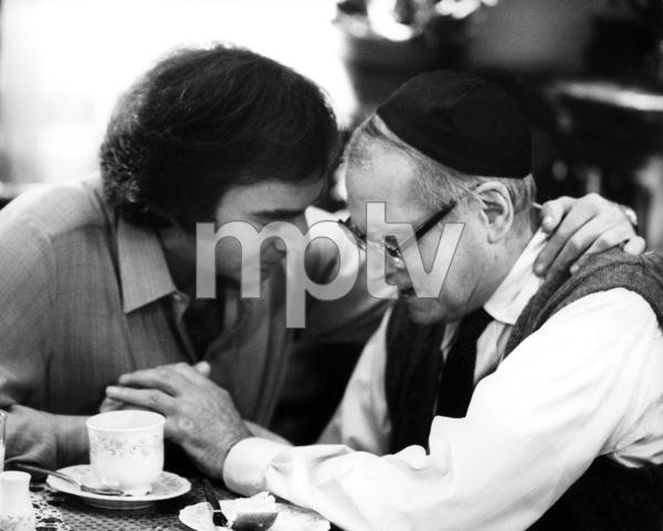 """""""The Jazz Singer""""Neil Diamond, Laurence Olivier1980 EMI Films Ltd. © 1980 Larry Barbier  - Image 6679_0002"""