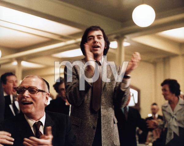 """""""The Jazz Singer""""Laurence Olivier, Neil Diamond 1980 EMI Films Ltd. © 1980 Larry Barbier  - Image 6679_0004"""