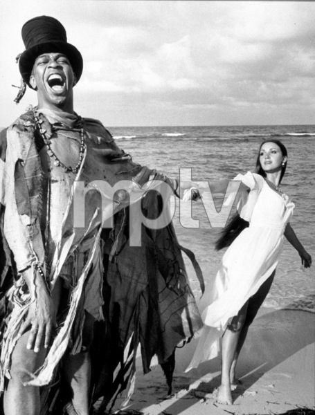 """Live and Let Die,""Geoffrey Holder, Jane Seymour1973 MGM / MPTV - Image 6773_0016"