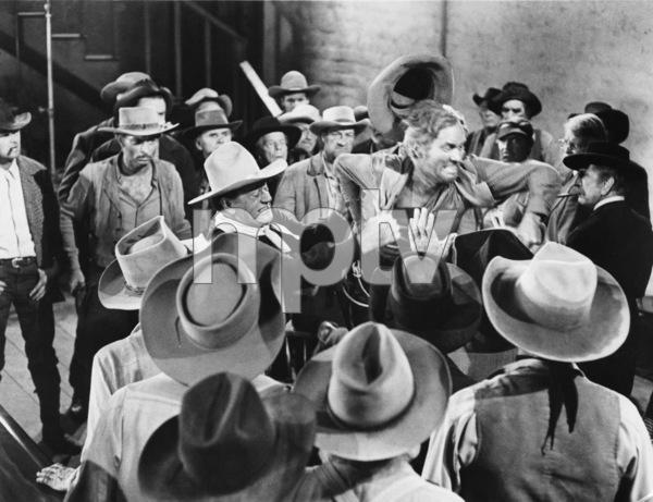"""The Man Who Shot Liberty Valance""Lee Van Cleef, John Wayne1962 Paramount Pictures - Image 6819_0001"