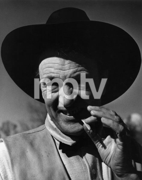 """""""Man of the West""""Gary Cooper1958Photo by Floyd McCarty - Image 6826_0032"""