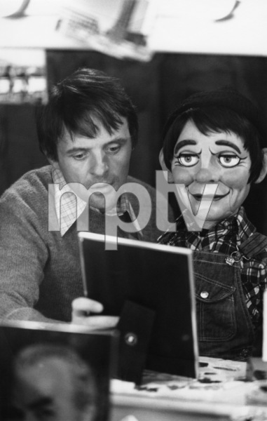 """Magic""Anthony Hopkins, ""Fats""1978© 1978 Bruce McBroom - Image 6865_0019"
