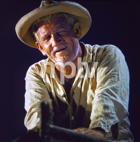 """""""The Old Man and the Sea""""Spencer Tracy1958 Warner - Image 6925_0003"""