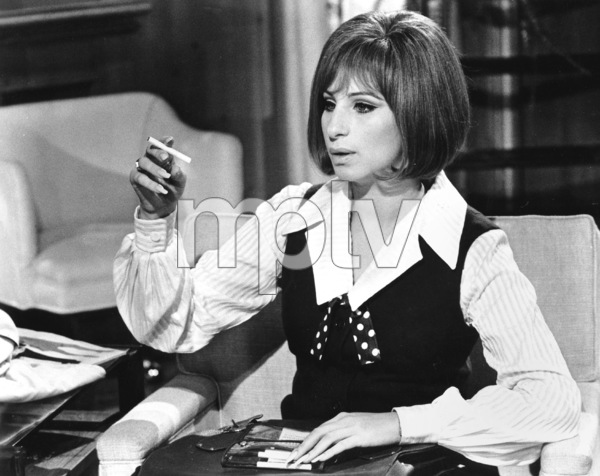 """""""On A Clear Day You Can See Forever""""Barbra Streisand1970 Paramount**I.V. - Image 6928_0036"""