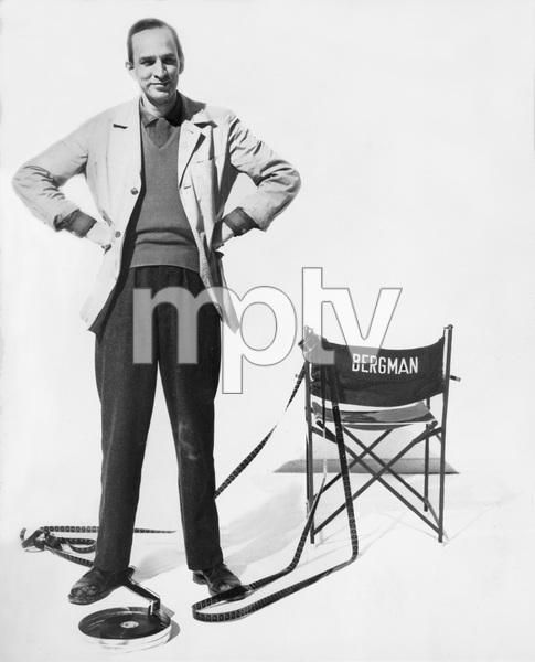 Ingmar Bergmancirca 1955 - Image 7029_0002