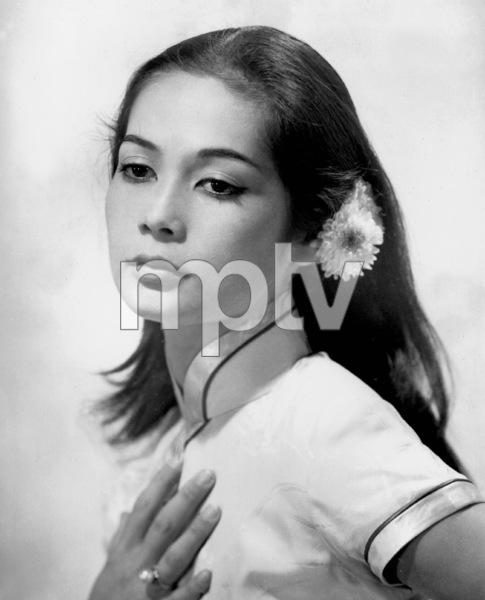 Nancy Kwan, c. 1960 - Image 7145_0006