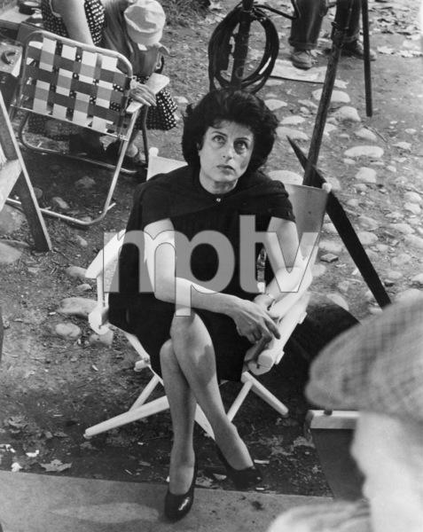 """The Fugitive Kind"" Anna Magnani1959 United Artists** I.V. - Image 7167_0029"