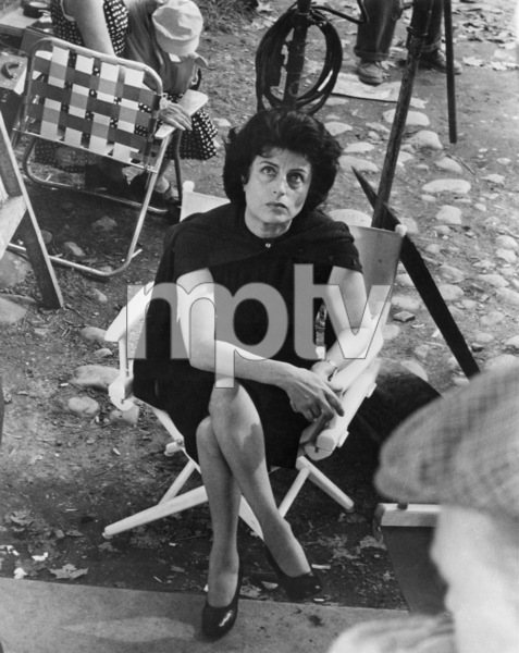 """The Fugitive Kind"" Anna Magnani1959 United Artists** I.V. - Image 7167_0029"