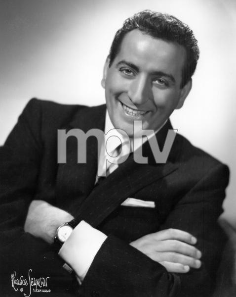 Tony BennettApril 8, 1954. © 1978 Maurice Seymour - Image 7295_0010