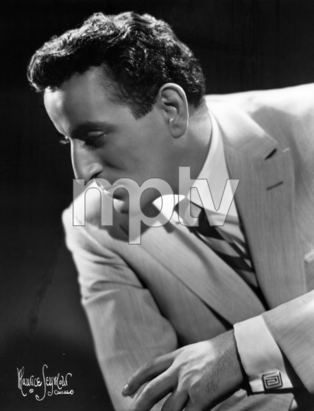 Tony BennettApril 8, 1954. © 1978 Maurice Seymour - Image 7295_0012