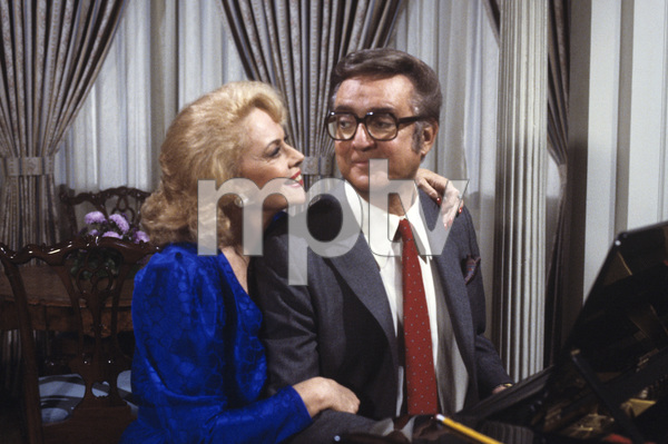Jayne Meadows and Steve Allen1984** H.L. - Image 7325_0075