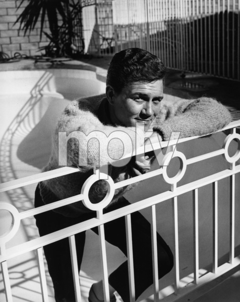 Roger Smith at home1965© 1978 Joe Shere - Image 7345_0004
