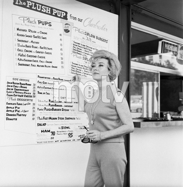 Glynis Johnscirca 1956© 1978 Eric Skipsey - Image 7466_0014