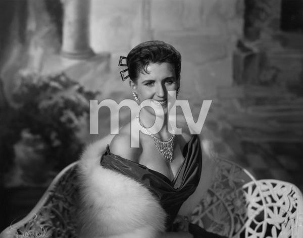 Ann B. Davis1958© 1978 Wallace Seawell - Image 7483_0001