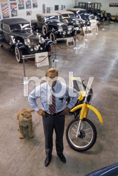 Otis Chandler1979 © 1979 Gunther - Image 7501_0006