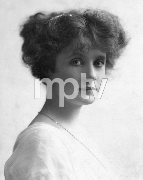 Billie Burke portrait circa 1910, I.V. - Image 7529_0023