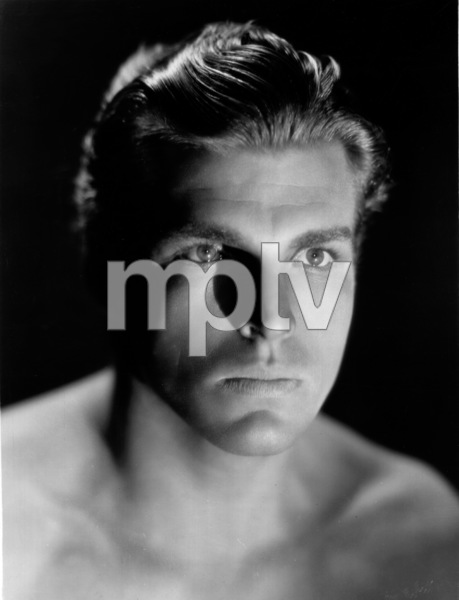 Buster Crabbe,Olympic swimmer.1932  Paramount**I.V. - Image 7548_0001