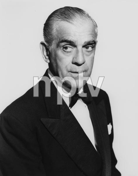 Boris Karloff, Photo By Constantine, 1950s, **I.V. - Image 7554_0115