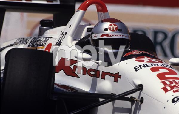 Mario Andretti at the Long Beach Grand Prix 1992© 1992 Ron Avery - Image 7570_0004