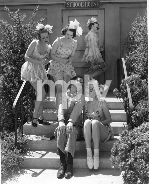 Busby Berkeley WB photo circa 1933, I.V. - Image 7644_0009