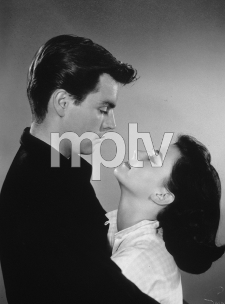 Natalie Wood and Robert Wagner, circa 1957. © 1978 Wallace SeawellMPTV - Image 764_242