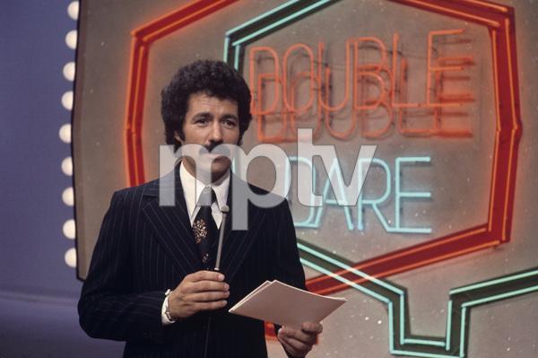 "Alex Trebek hosting ""Double Dare""1978Photo by Gabi Rona - Image 7665_0003"