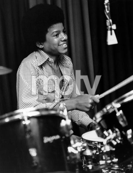 The JacksonsMichael Jackson during rehearsal1972 © 1978 Gunther - Image 7670_0021