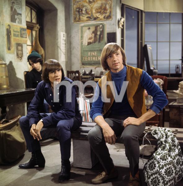 """The Monkees""Michael Nesmith, Davy Jones,Peter Tork1967© 1978 David Sutton - Image 7671_0014"