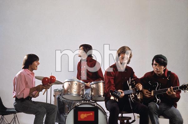 """The Monkees""Davy Jones, Micky Dolenz, Peter Tork, Michael Nesmith1966 © 1978 Ken Whitmore - Image 7671_0171"