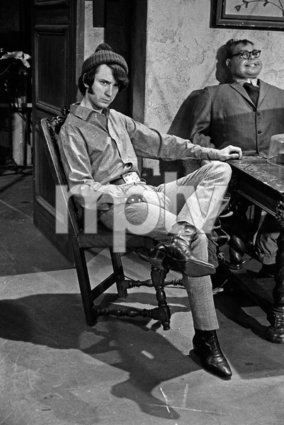 """""""The Monkees""""Michael Nesmith1967 © 1978 David Sutton - Image 7671_0221"""
