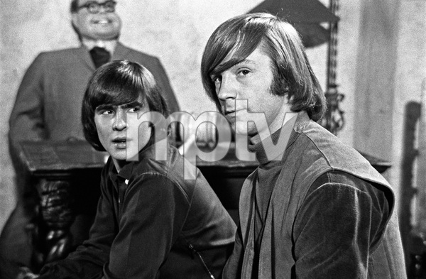 """The Monkees""Davy Jones, Peter Tork1967 © 1978 David Sutton - Image 7671_0225"