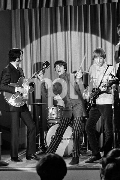 """The Monkees""Michael Nesmith, Davy Jones, Peter Tork1967 © 1978 David Sutton - Image 7671_0229"