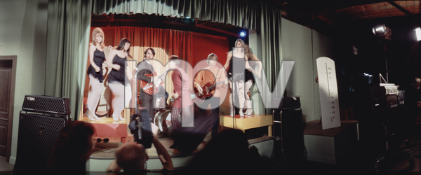 """The Monkees""Micky Dolenz, Davy Jones, Peter Tork1967 © 1978 David Sutton - Image 7671_0230"