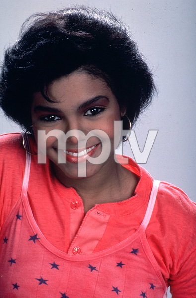 Janet Jacksoncirca 1984** H.L. - Image 7679_0003