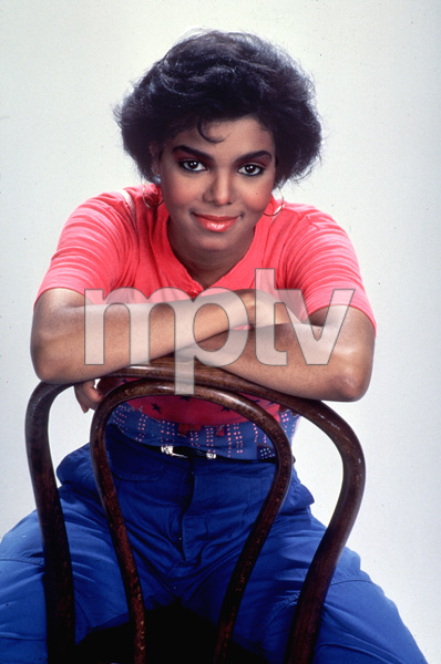 Janet Jacksoncirca 1984** H.L. - Image 7679_0004