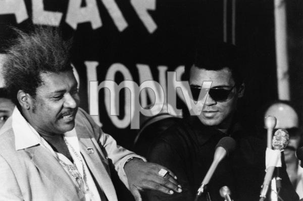 Don King & Muhammad Ali. © 1980 Gunther - Image 7683_0332