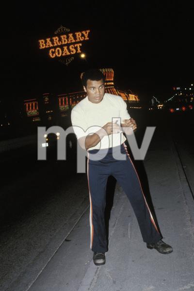 Muhammad Ali training in Las Vegas, Nevadacirca 1978 © 1978 Gunther - Image 7683_0425