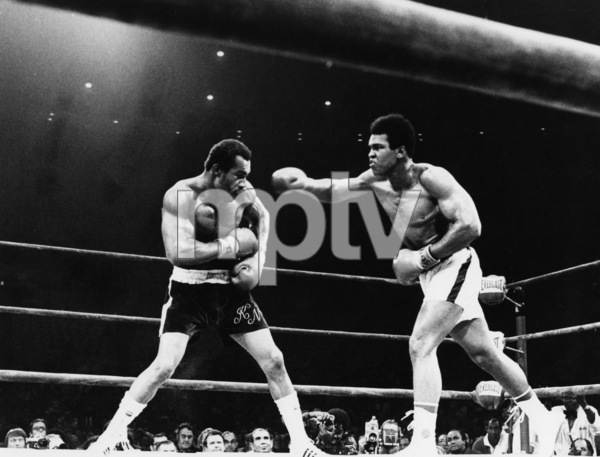 Muhammad Ali versus Ken Norton1973© 1978 Gunther - Image 7683_0482