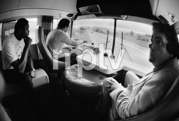 Muhammad Ali (driving), Gene Kilroy1974© 1978 Peter Angelo Simon - Image 7683_0562