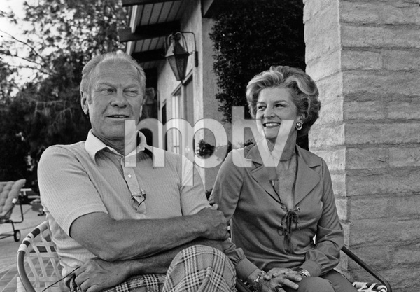 Gerald Ford with wife Betty1977 © 1978 Gunther - Image 7684_0017