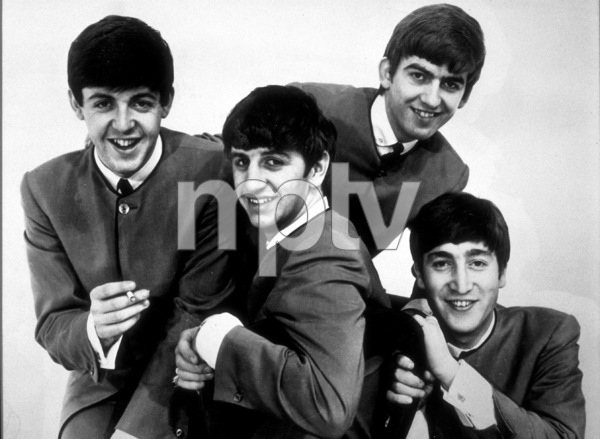 The Beatles Paul McCartney Ringo Starr George Harrison John Lennon Circa 1963 MPTV