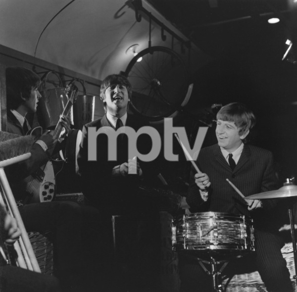 The BeatlesGeorge Harrison, John Lennon, Ringo Starrcirca 1965**I.V. - Image 7685_0228