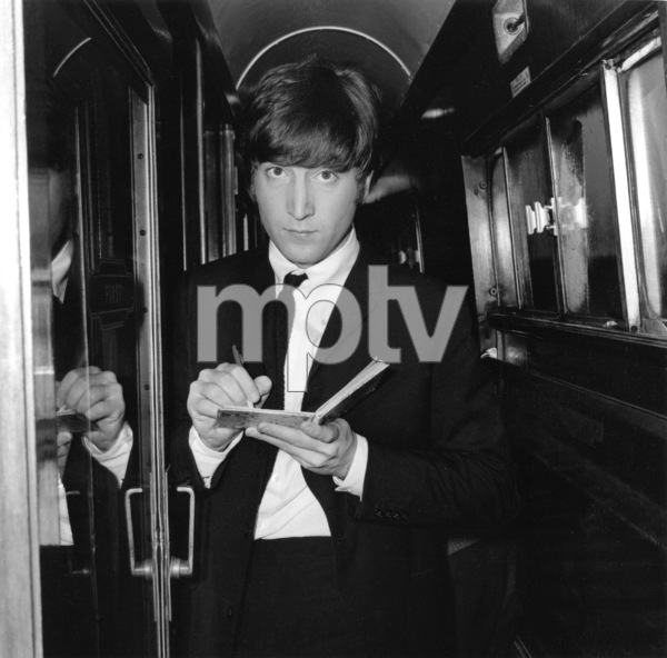 The BeatlesJohn Lennoncirca 1965**I.V. - Image 7685_0233