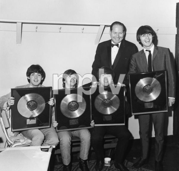 The Beatles John Lennon Ringo Starr Paul McCartney George Harrisoncirca