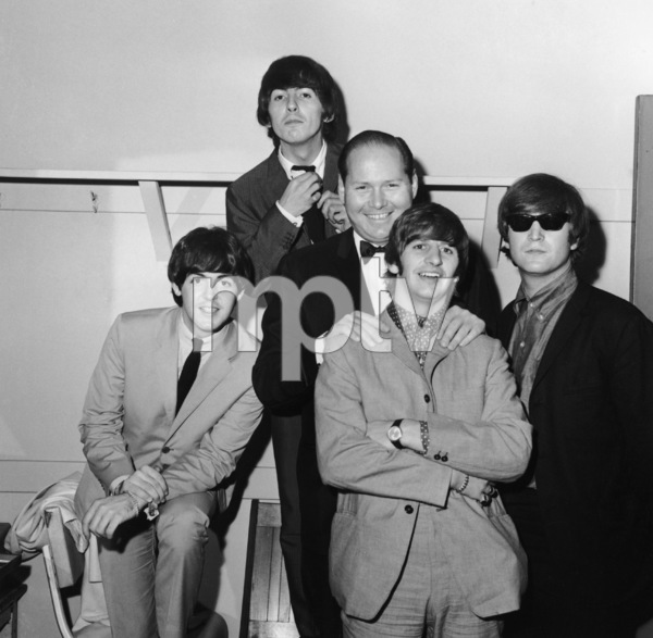 The Beatles (John Lennon, Ringo Starr, Paul McCartney, George Harrison)circa 1960s** I.V. - Image 7685_0265