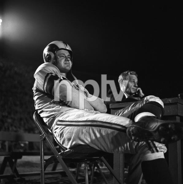 Norm Van Brocklin 1953© 1978 Sid Avery - Image 7697_0005